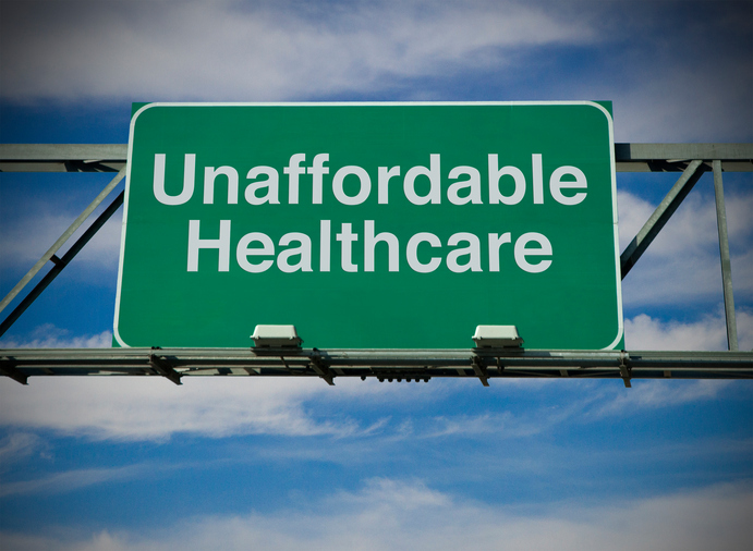 Unaffordable Healthcare